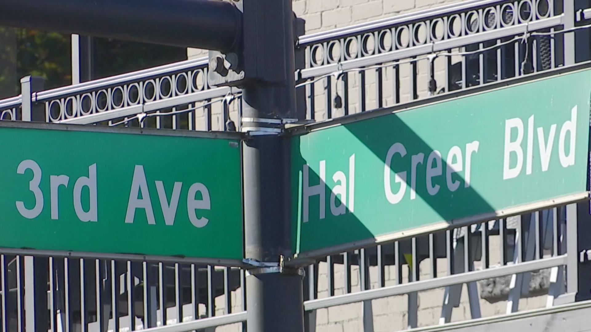 hal greer boulevard part of 10 million