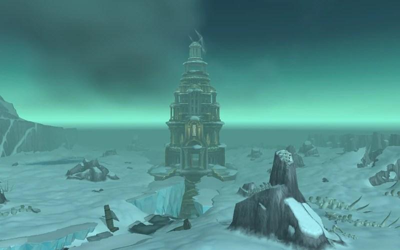 Wyrmrest Temple, setting of the Deathwing raid