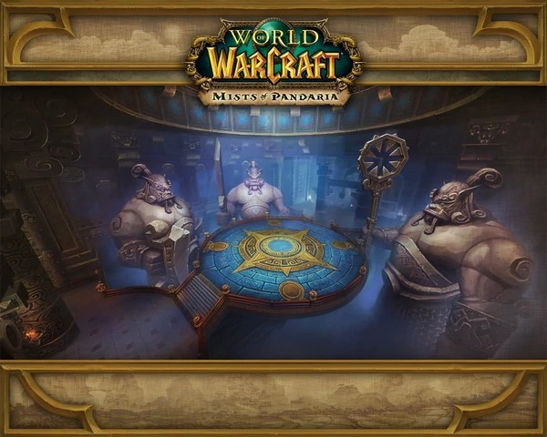Thoughts on the opening raids of Mists of Pandaria (1/4)