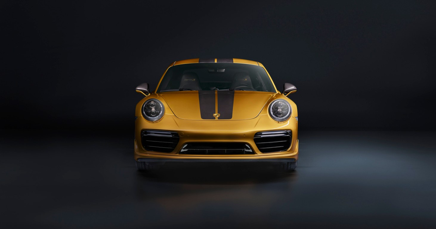 【新事】世上只有500台,Porsche 911 Turbo S Exclusive Series全球限量版 1