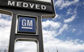 GM Curtails Spending Money For Japan Crisis