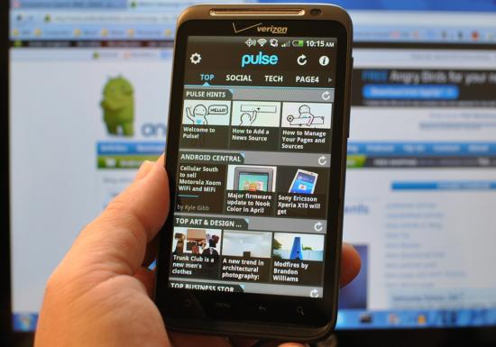 Pulse An Android App