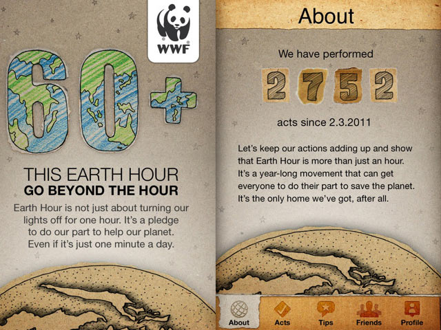 WWF App For iOS