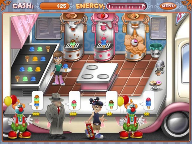 icecream craze natural hero is among 5 fun games for mac