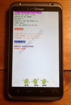 HTC Thunderbolt Rooted