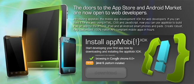 appmobi updation