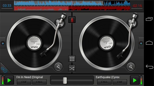 dj studio mix android