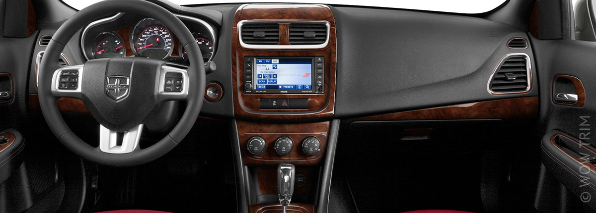 Dodge Avenger 2013 Dash Kit