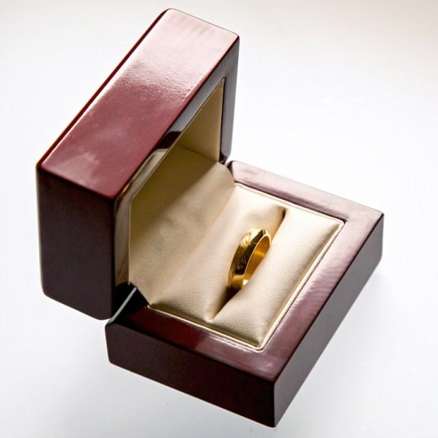 Złote lub srebrne obrączki 2 Faktury