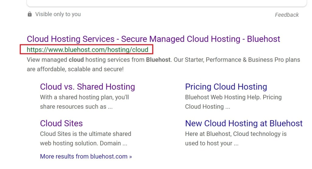 Bluehost Cloud Hosting doesn't exist anymore