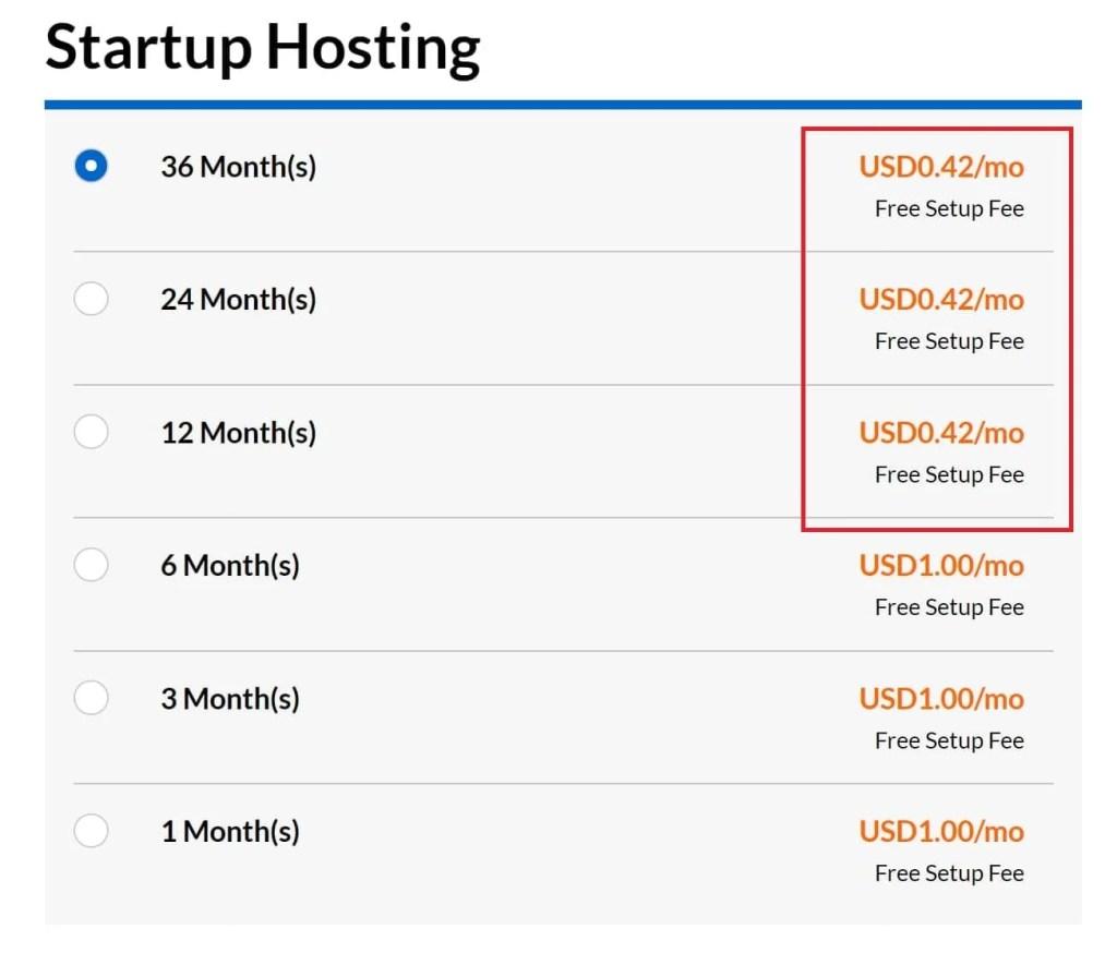 Exabytes has the Cheapest Web Hosting