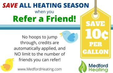 Save 10c/gallon when you refer a friend!