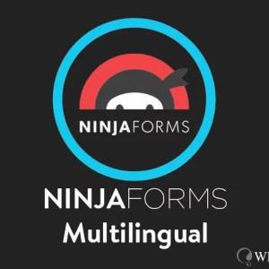 Ninja Forms Multilingual – WPML