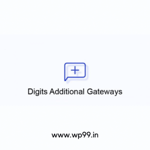 Additional SMS Gateways – Digits Addon