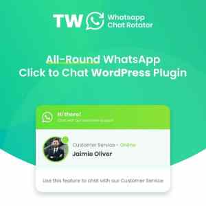 TW  WhatsApp Chat Rotator for WordPress and WooCommerce