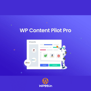 WP Content Pilot Pro – Autoblog & Affiliate Marketing Plugin