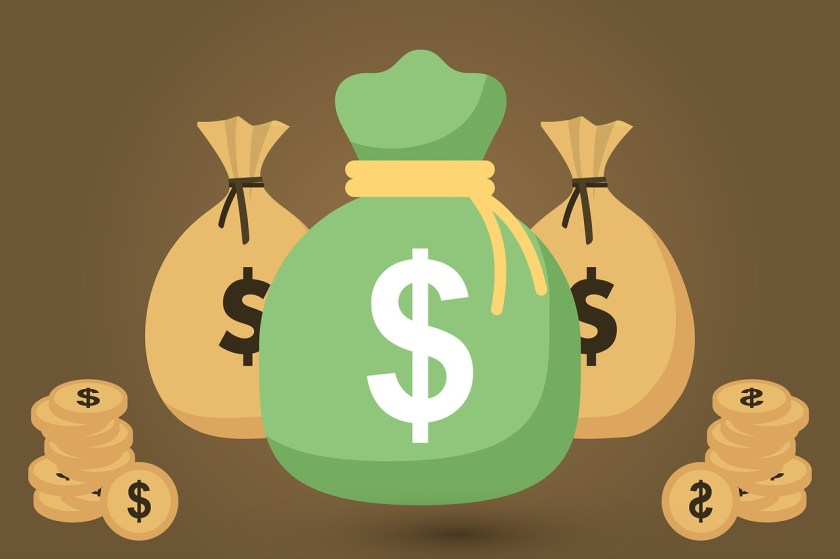 budget money stock image