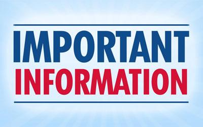 Important Notice to NY Residents