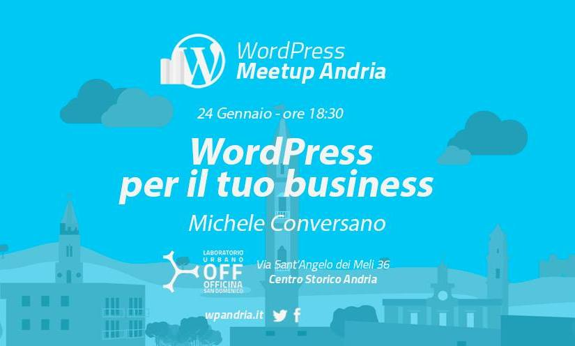 WordPress per il tuo Business