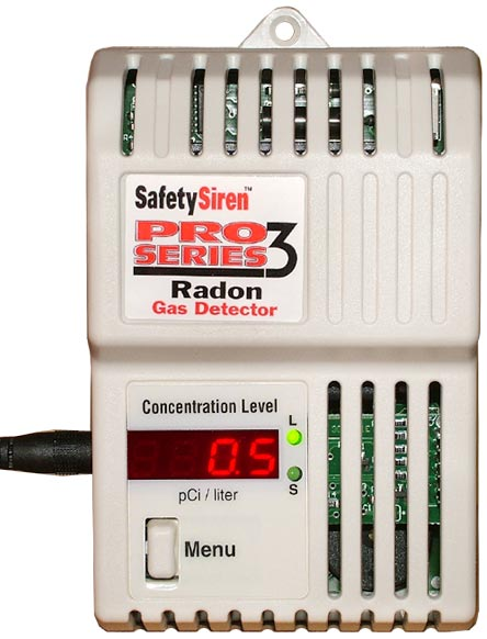 Home Detector Radon Depot