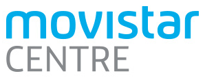 Logo Movistar Centre