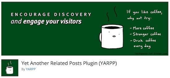 YARPP Jetpack alternative