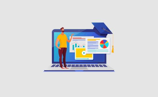 Online courses website