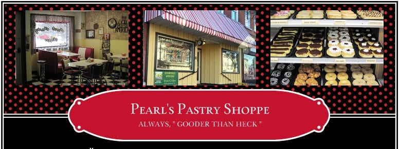 2 - $25 GIFT CERTIFICATES <br/> Donated by: PEARL'S PASTRY SHOPPE <br/> Valued at: $50