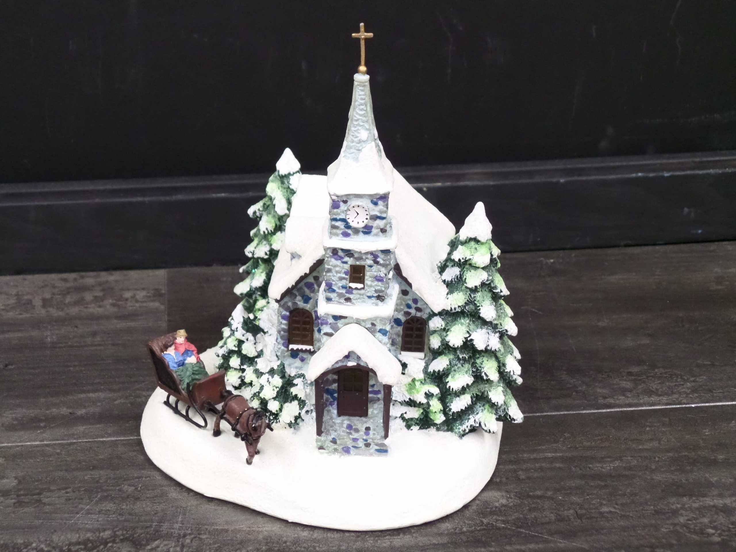 2003 THOMAS KINKADE CHURCH <br/> Donated by: WPBS SUPPORTER <br/> Valued at: $52