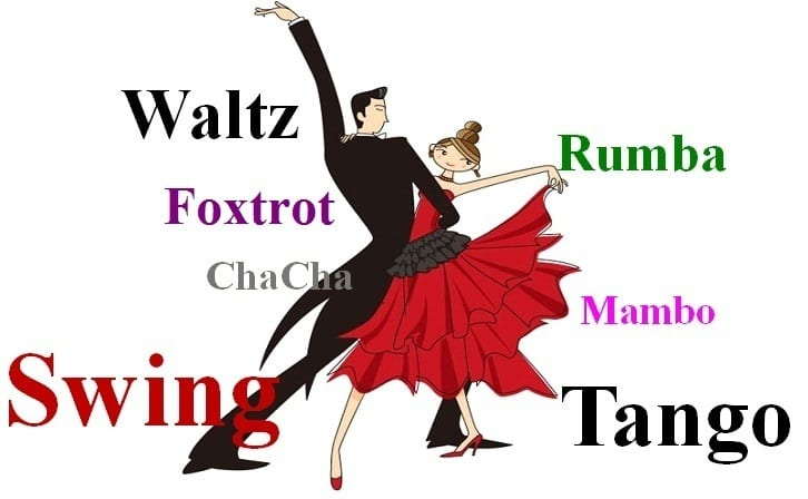 BALLROOM DANCE LESSONS <br/> Donated by: TOM & MARIA CESTA - DANCE INSTRUCTORS <br/> Valued at: $150