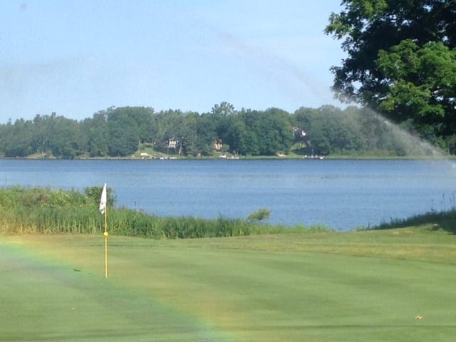 WEEKEND GOLF PACKAGE <br/> Donated by: THOUSAND ISLANDS COUNTRY CLUB <br/> Valued at: $628