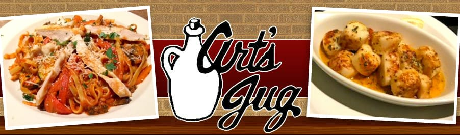 GIFT CERTIFICATE <br/> Donated by: ART'S JUG & SBORO'S RESTAURANT <br/> Valued at: $100