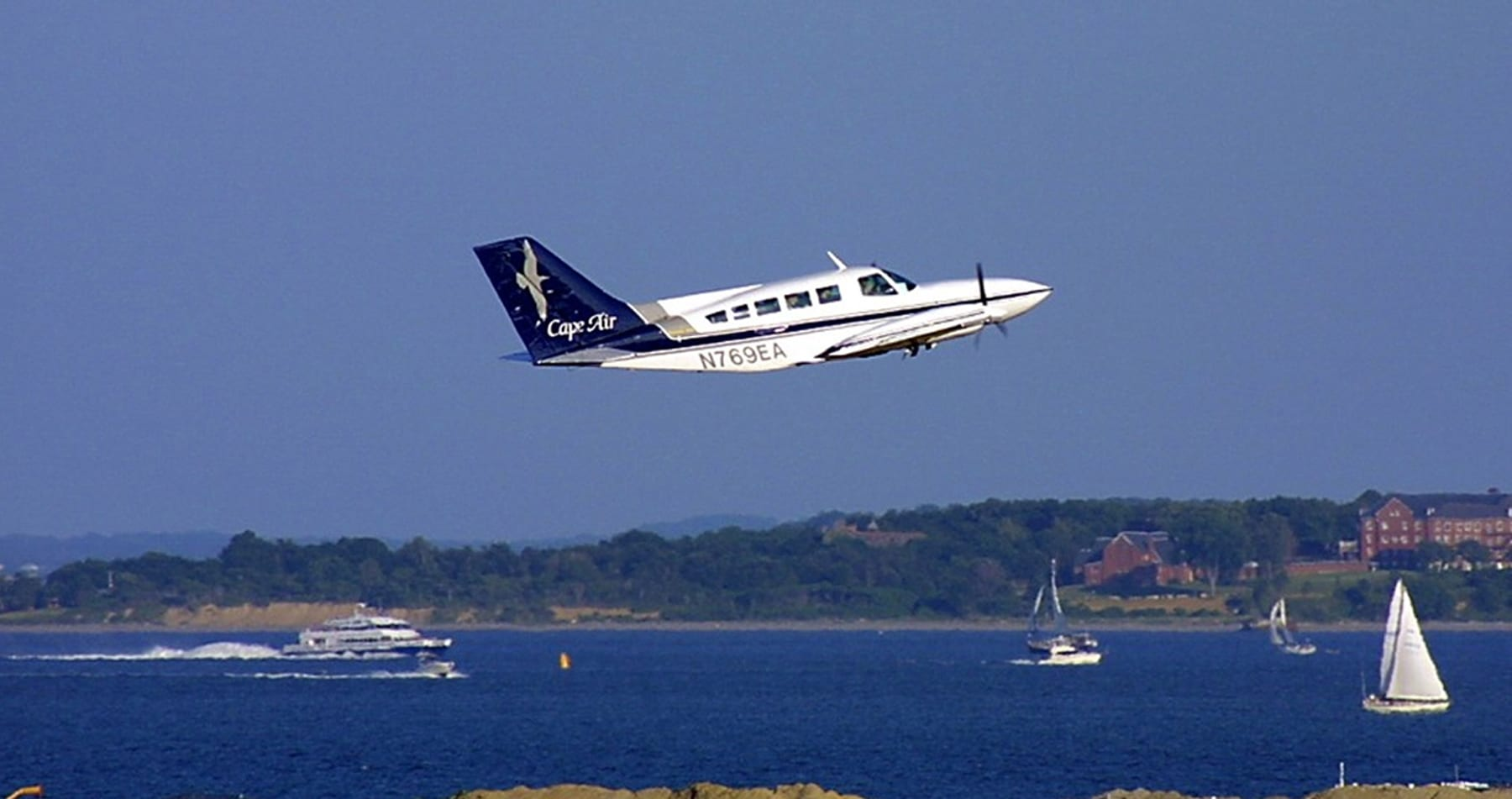 2  ROUND TRIP TICKETS <br/> Donated by: CAPE AIR <br/> Valued at: $500