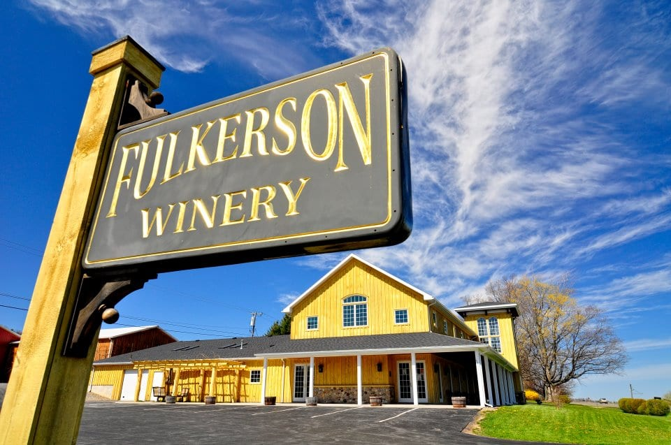 2 - $25 GIFT CARDS  Donated by: FULKERSON WINERY  Valued at: $50  Buy It Now: $30