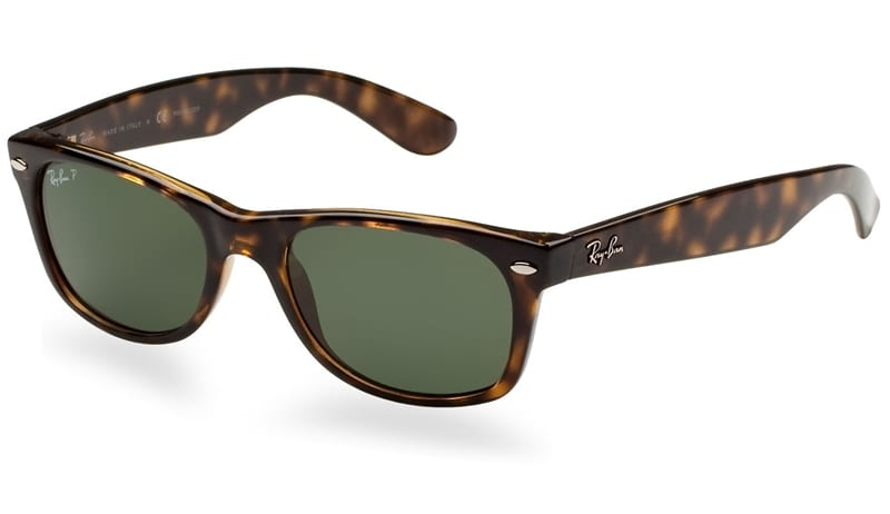 RAY BAN WAYFARER SUNGLASSES <br/> Donated by: MEADE OPTICAL <br/> Valued at: $216