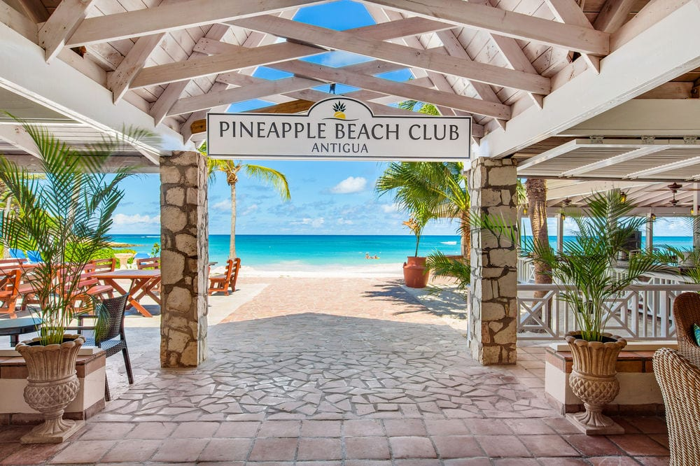 PINEAPPLE BEACH CLUB, ANTIGUA - 7 to 9 NIGHTS <br/> Donated by: ELITE ISLAND RESORTS <br/> Valued at: $2,100