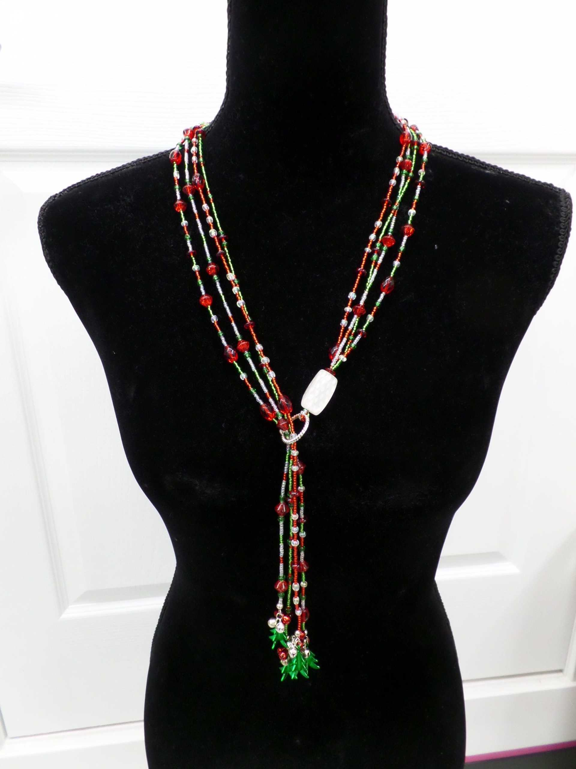 HOLIDAY JEWELRY SET <br/> Donated by: TWO SOULS JEWELRY <br/> Valued at: $50