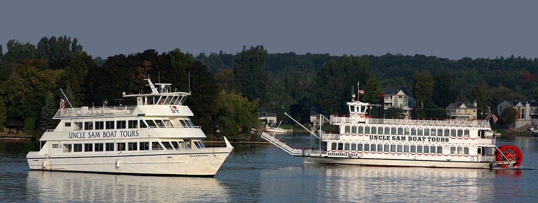 2 NATION TOUR FOR 2 <br/> Donated by: UNCLE SAM BOAT TOURS <br/> Valued at: $47