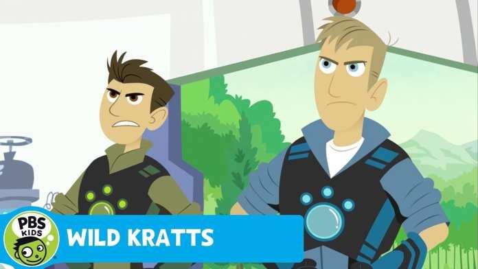 WILD KRATTS | Red Panda Present | PBS KIDS