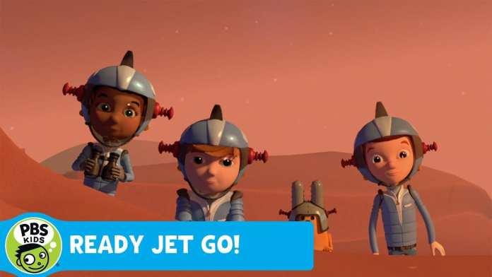 READY JET GO! | Boop on Mars | PBS KIDS