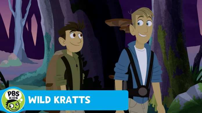 WILD KRATTS | Campfire! | PBS KIDS
