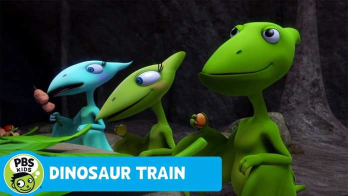 DINOSAUR TRAIN | Hurricane Hideout | PBS KIDS