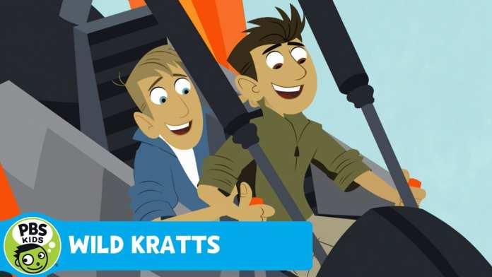 WILD KRATTS | On the Road | PBS KIDS