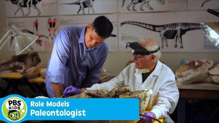ROLE MODELS | Dr. Scott Sampson | PBS KIDS