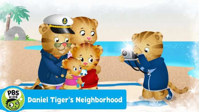 "DANIEL TIGER'S NEIGHBORHOOD | ""What's Different and What's the Same?"" Song 