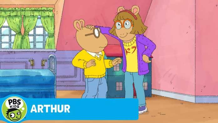 ARTHUR | D.W. All Grown Up | PBS KIDS