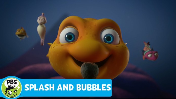 SPLASH AND BUBBLES | One for Dunk's Collection | PBS KIDS