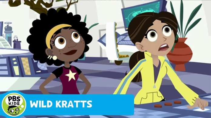 WILD KRATTS | Looking for 'Lost' Martin | PBS KIDS