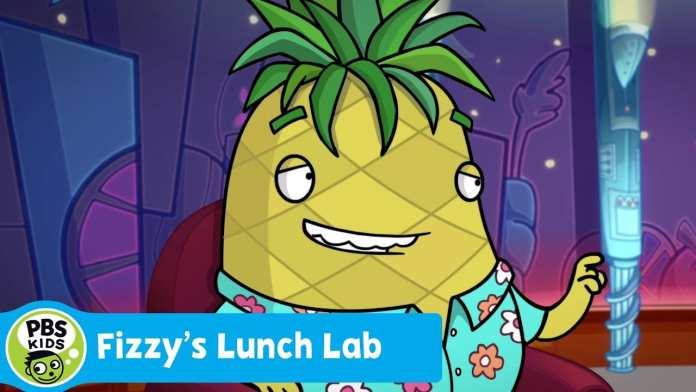 FIZZY'S LUNCH LAB | Lunch Lab Live: Pineapple | PBS KIDS