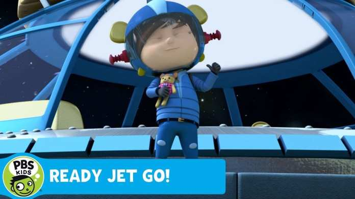 READY JET GO! | Tea Party on the Moon! | PBS KIDS
